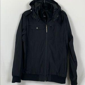 COPY - BauBax travel jacket size men's Lg. Black